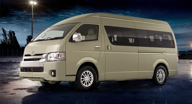 Toyota Hiace Super Grandia 3 0 Lxv At 2019 Philippines Price
