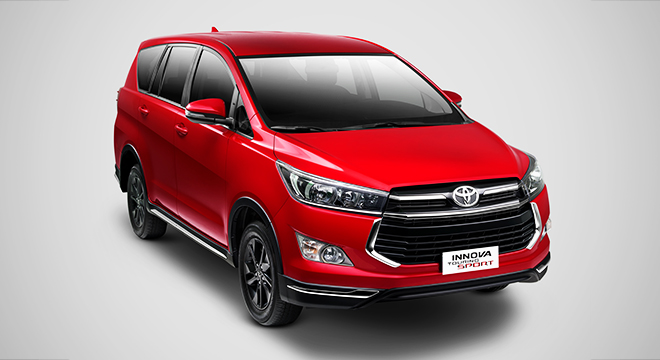 2018 Toyota Innova 2.8 Touring Sport Diesel AT