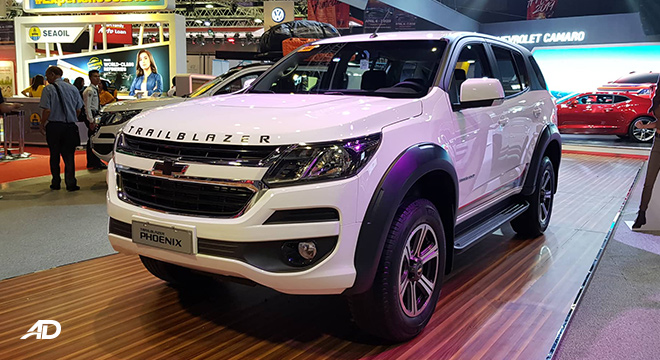 Chevrolet Trailblazer 2.8 4x2 LT AT Phoenix 2019 ...