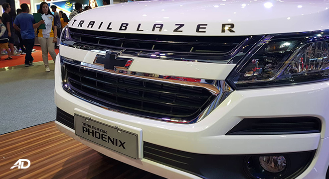 Chevrolet Trailblazer 2.8 4x2 LT AT Phoenix 2020 ...