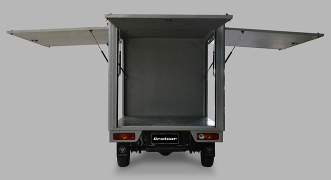 2019 Foton Gratour Wing Van