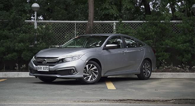 2019 Honda Civic 1.8 E