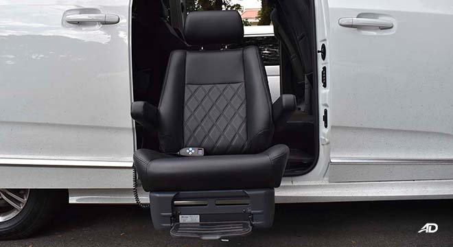 2019 Maxus G10 extended pwd seat