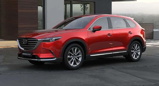 2019 Mazda CX-9 soul red philippines