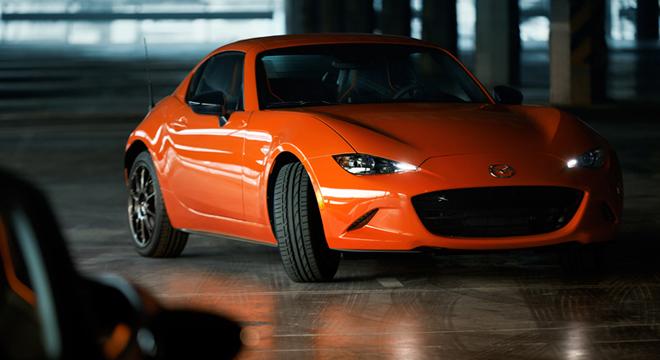 2019 Mazda MX-5 RF 2.0 MT 30th Anniversary