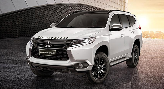 2019 Mitsubishi Montero Redesign, Price, Launch Date >> Mitsubishi Montero Sport Gls 2 4 4x2 At Black Series White Pearl
