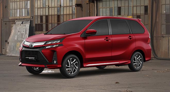 2019 Toyota Avanza Veloz Philippines