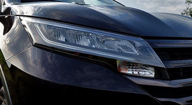 2019 Toyota Rush 1.5L G AT - front headlights