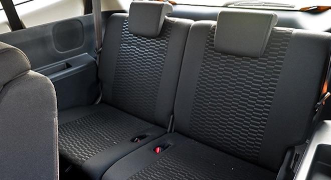 2019 Toyota Rush 1.5L G AT - third row seats