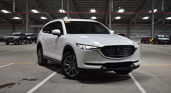 2020 Mazda CX-8 exclusive