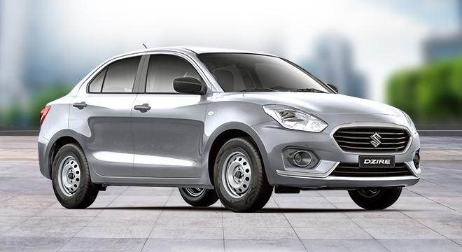 2020 Suzuki DZIRE GA exterior side silver Philippines