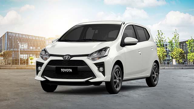2020 Toyota Wigo G MT