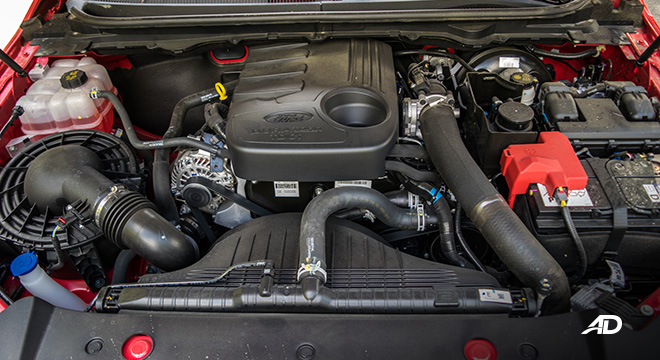2021 Ford Ranger FX4 engine Philippines