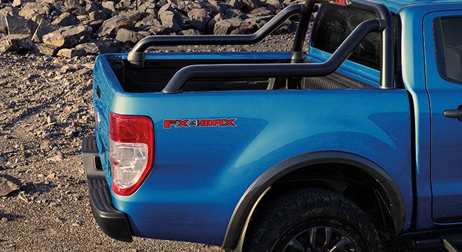 2021 Ford Ranger FX4 Max exterior rear Philippines