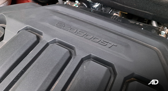 2021 Ford Territory Trend engine cover Philippines