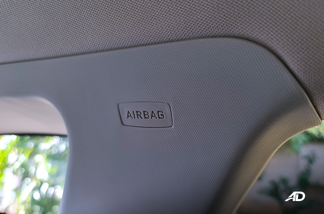 2021 Ford Territory Trend interior airbag Philippines