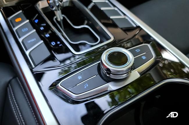 2021 Ford Territory Trend interior radio controls Philippines