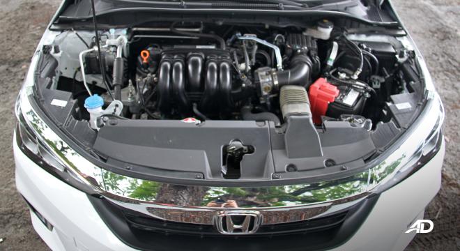 2021 Honda City V exterior engine Philippines