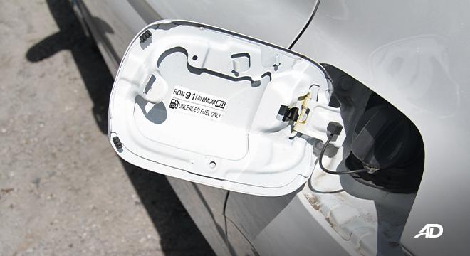 2021 Honda City V exterior gas tank Philippines