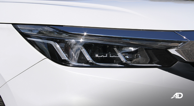 2021 Honda City V exterior headlights Phiilippines