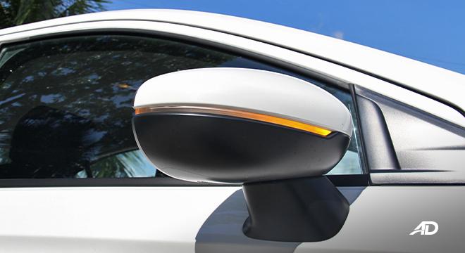 2021 Honda City V exterior side mirrors Philippines