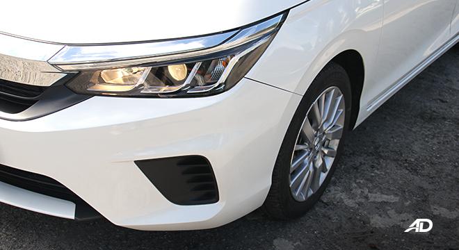 2021 Honda City V exterior wheels Philippines