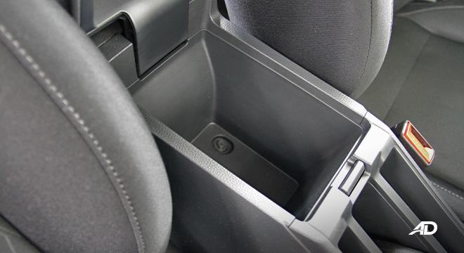 2021 Honda City V interior center console Philippines