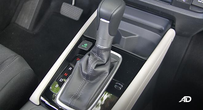 2021 Honda City V interior gear shifter Philippines