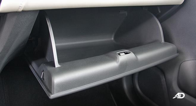 2021 Honda City V interior glovebox Philippines