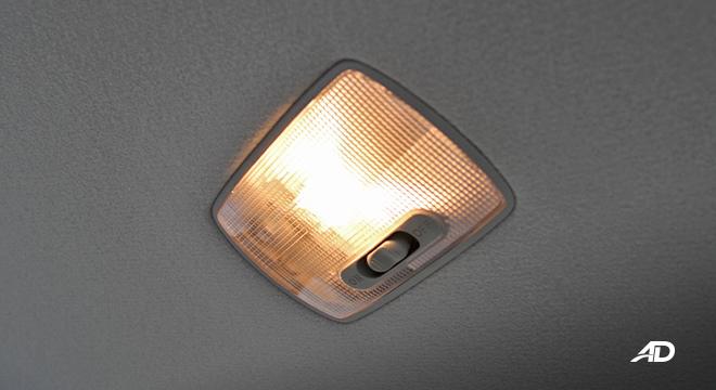 2021 Honda City V interior lighting Philippines