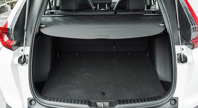 2021 Honda CR-V 2.0 S CVT test drive cargo