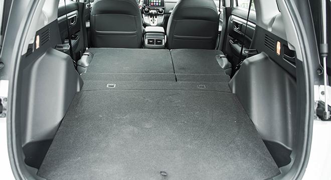 2021 Honda CR-V 2.0 S CVT test drive max cargo