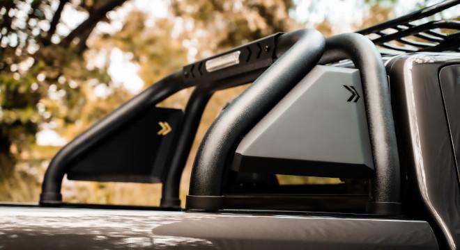 2021 Mazda BT-50 exterior roll bar Philippines