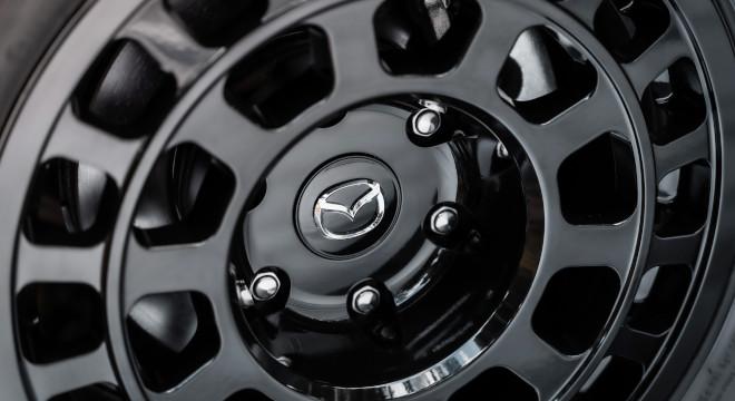 2021 Mazda BT-50 exterior ROTA wheels Philippines