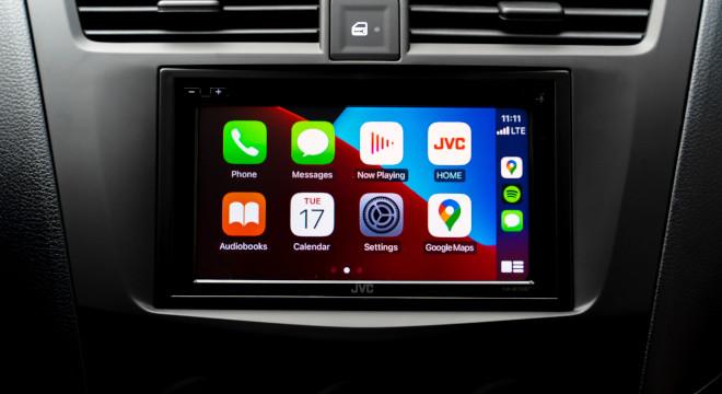 2021 Mazda BT-50 interior infotainment system Philippines