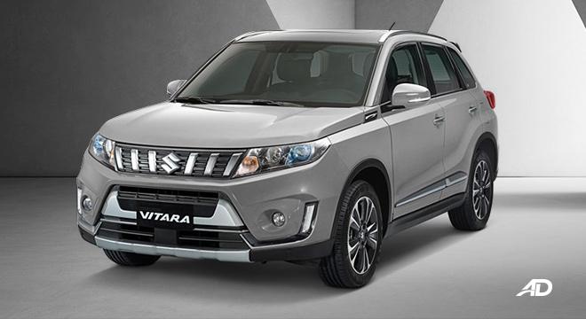 2021 Suzuki Vitara exterior quarter front Philippines
