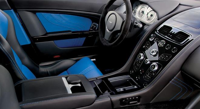 Aston Martin Vantage V8 S Coupe