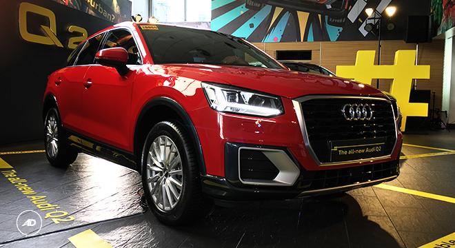 Audi Q2 Design 2018 Philippines
