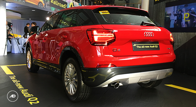 Audi Q2 Design 2018 Philippines brand new