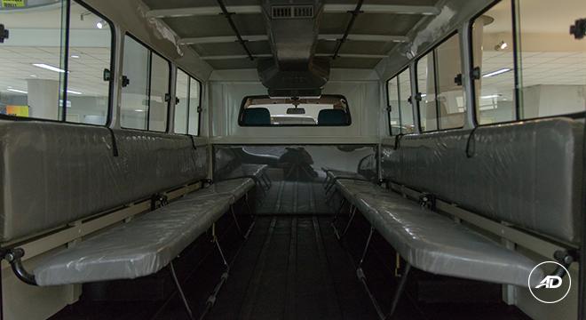 BAIC H5 Bayanihan 1.8 18-seater FB Body (with Rear Aircon) MT