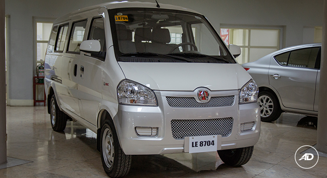 BAIC MZ45 1.2 11-seater Basic Transporter MT