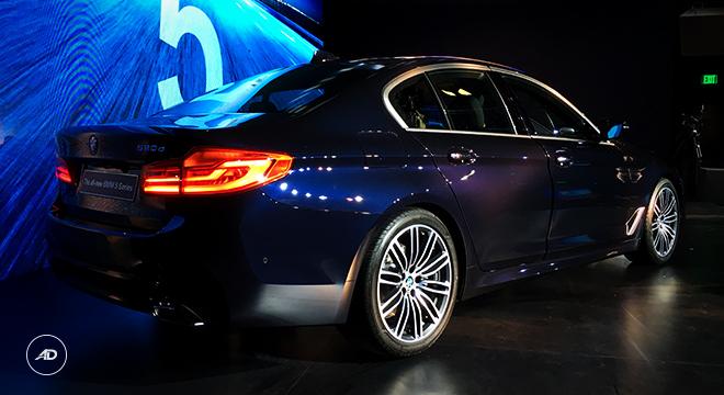 BMW 5-Series Sedan 520d M Sport
