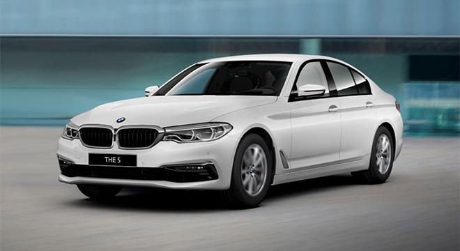 BMW 520i Sport Philippines