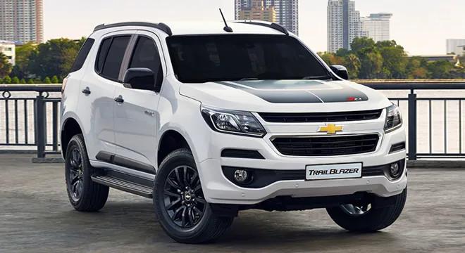 Chevrolet Trailblazer LTX AT Philippines