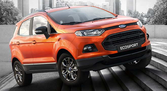 Ford EcoSport 1.5L Trend MT Black Edition