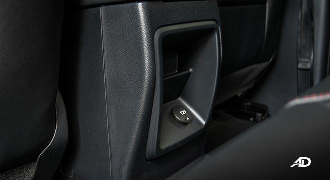 ford ranger fx4 12V socket interior