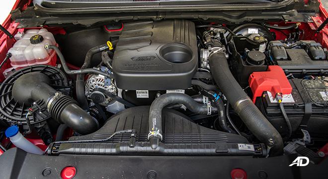 ford ranger fx4 duratorq diesel exterior