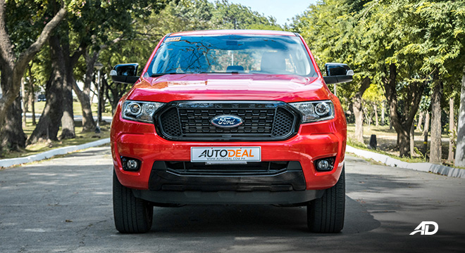 ford ranger fx4 front exterior philippines