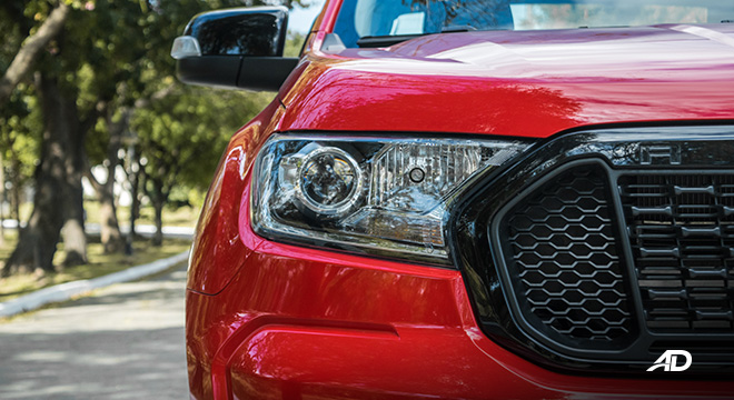 ford ranger fx4 headlights exterior philippines