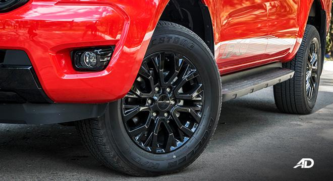 ford ranger fx4 wheels exterior